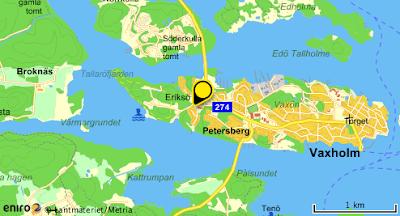 vaxholm karta