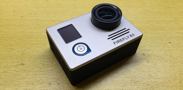 Firefly 6S 4K Sport HD Camera