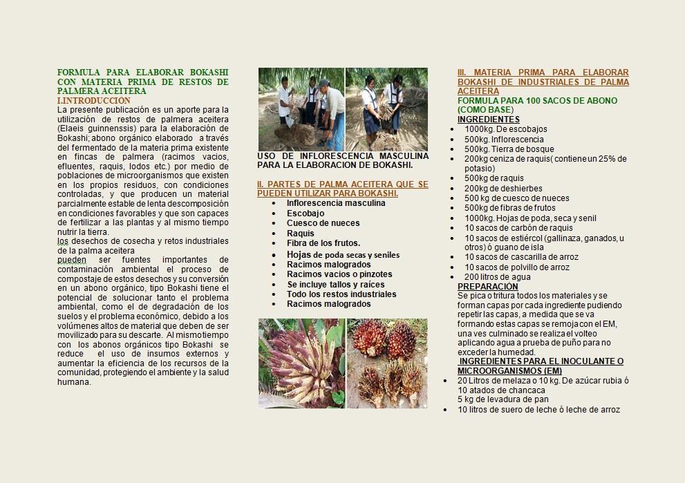 El agron mico - Abono organico para plantas ...