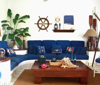 Dekorasi Rumah Minimalis Bergaya Bahari