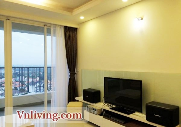 Apartment for lease 3 bedrooms city view with big balcony