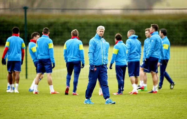 Arsenal Siap Sambut AS Monaco