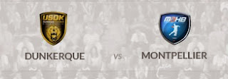 Jueves: Dunkerque-Montpellier - Enlaces | Mundo Handball
