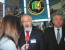 Дмитро Табачник на III Международной выставке Сучасні заклади освіти 2012.