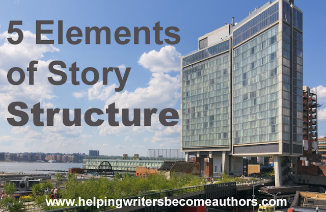 5 Elements of Story Structure That Enable You to Be a Better Marketer