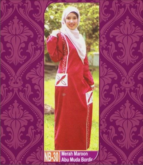 Baju Gamis Moderen