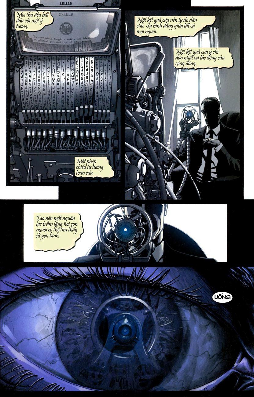 S.H.I.E.L.D chap 2 - Trang 4