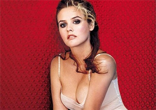 pictures  jokes  and other stuff  alicia silverstone chews