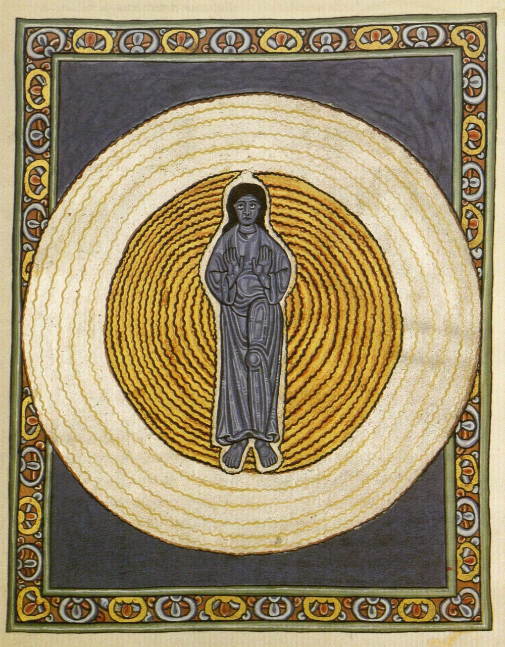the life of hildegard von bingen Hildegard von bingen biography by timothy dickey hildegard, the first composer whose biography is known, was one of the most remarkable and forceful individuals in medieval europe.