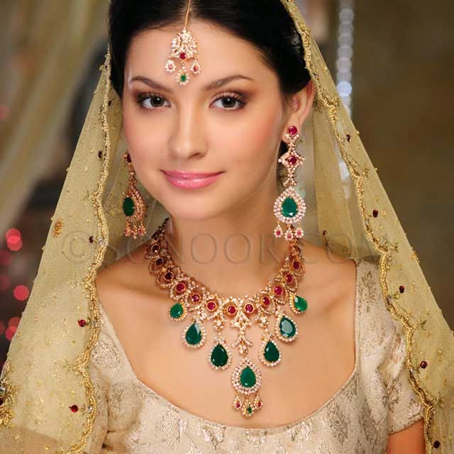 Sonoor Jewels New Stylish Jewellery Collection 2013-2014 For Wedding And Party