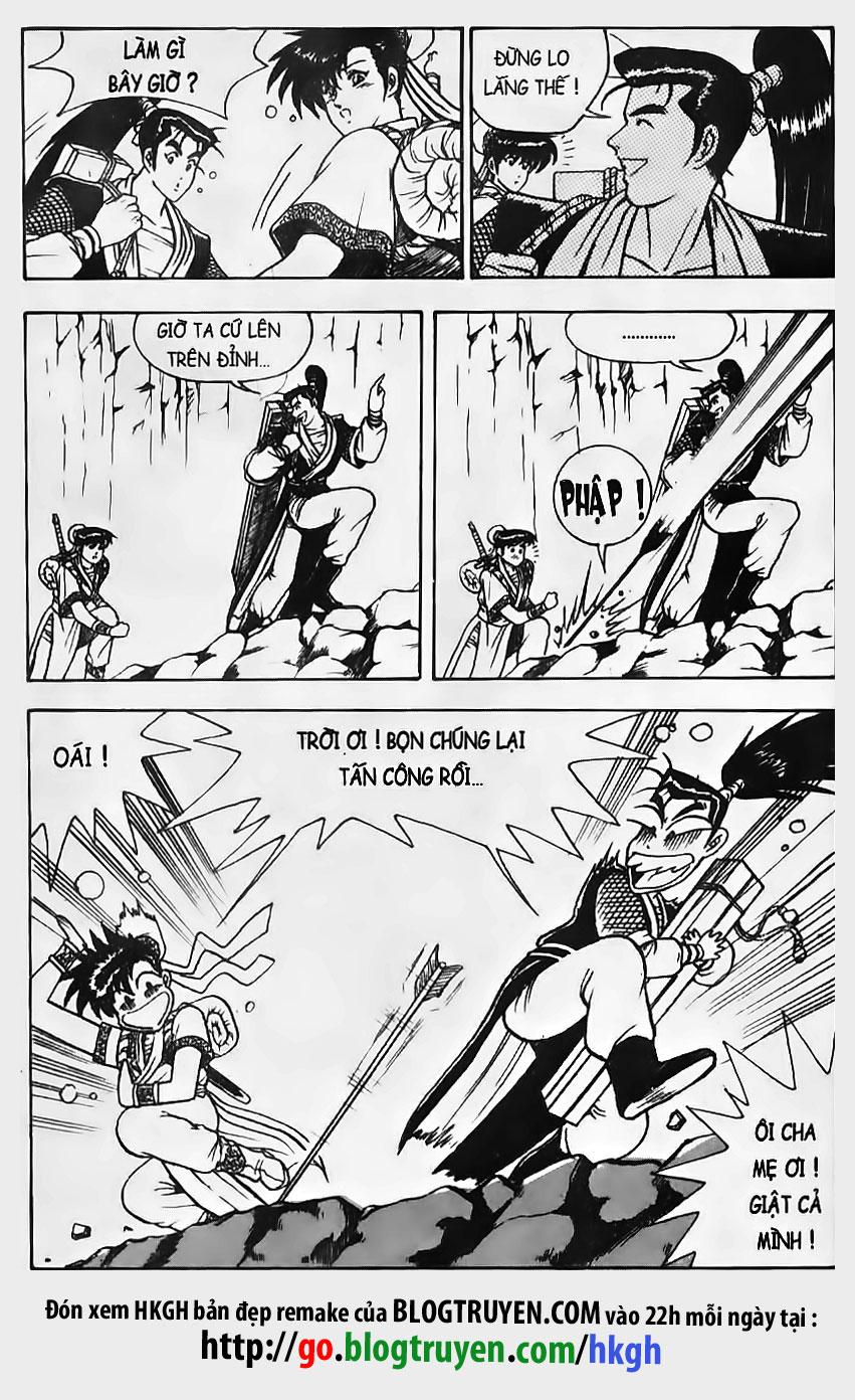 Hiệp Khách Giang Hồ chap 8 page 23 - IZTruyenTranh.com