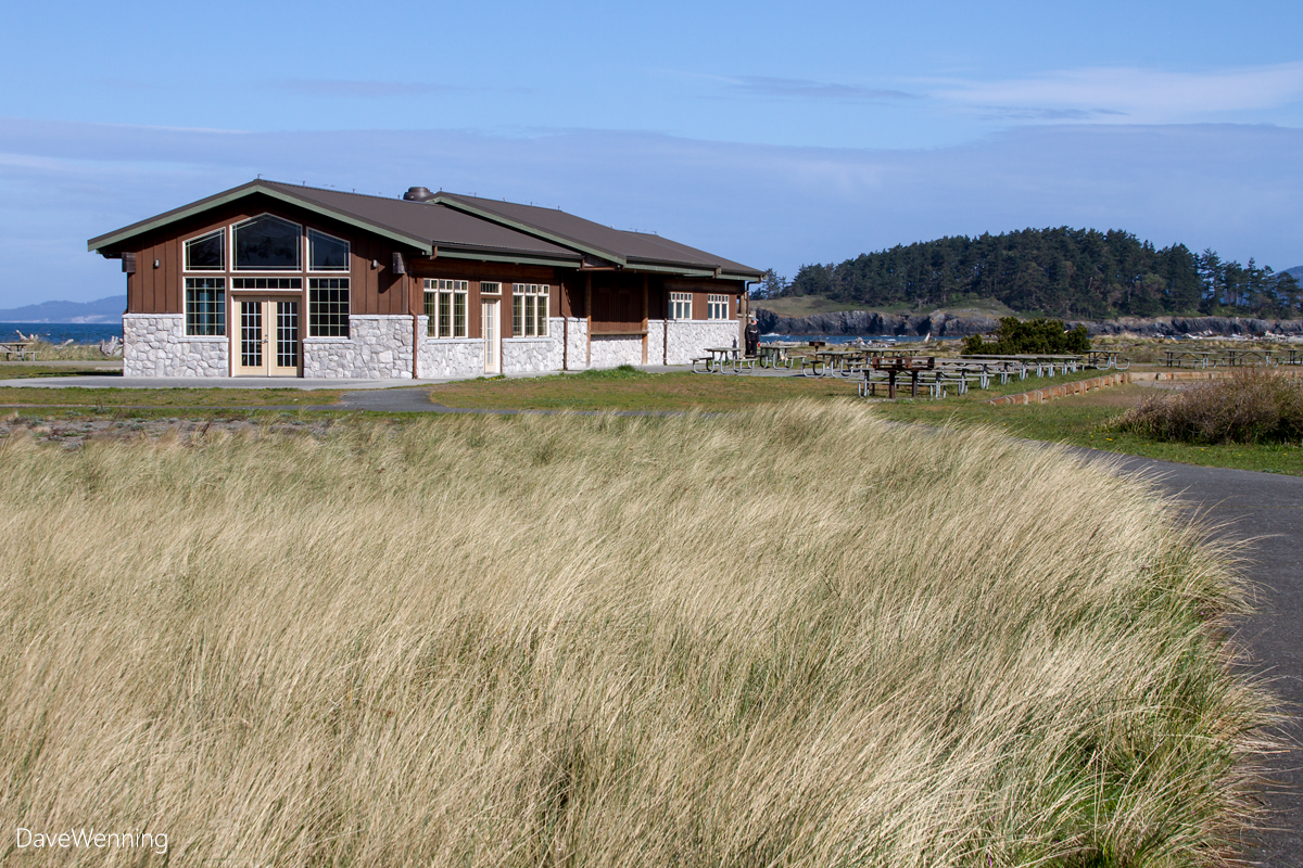 Food Service Building, Deception Pass State Park