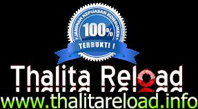 THALITA RELOAD PULSA | DISTRIBUTOR PULSA & PPOB