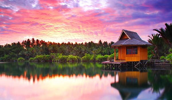Telaga Paca Wisata Halmahera Utara Wilayah Tobelo Info Tempat Wisata