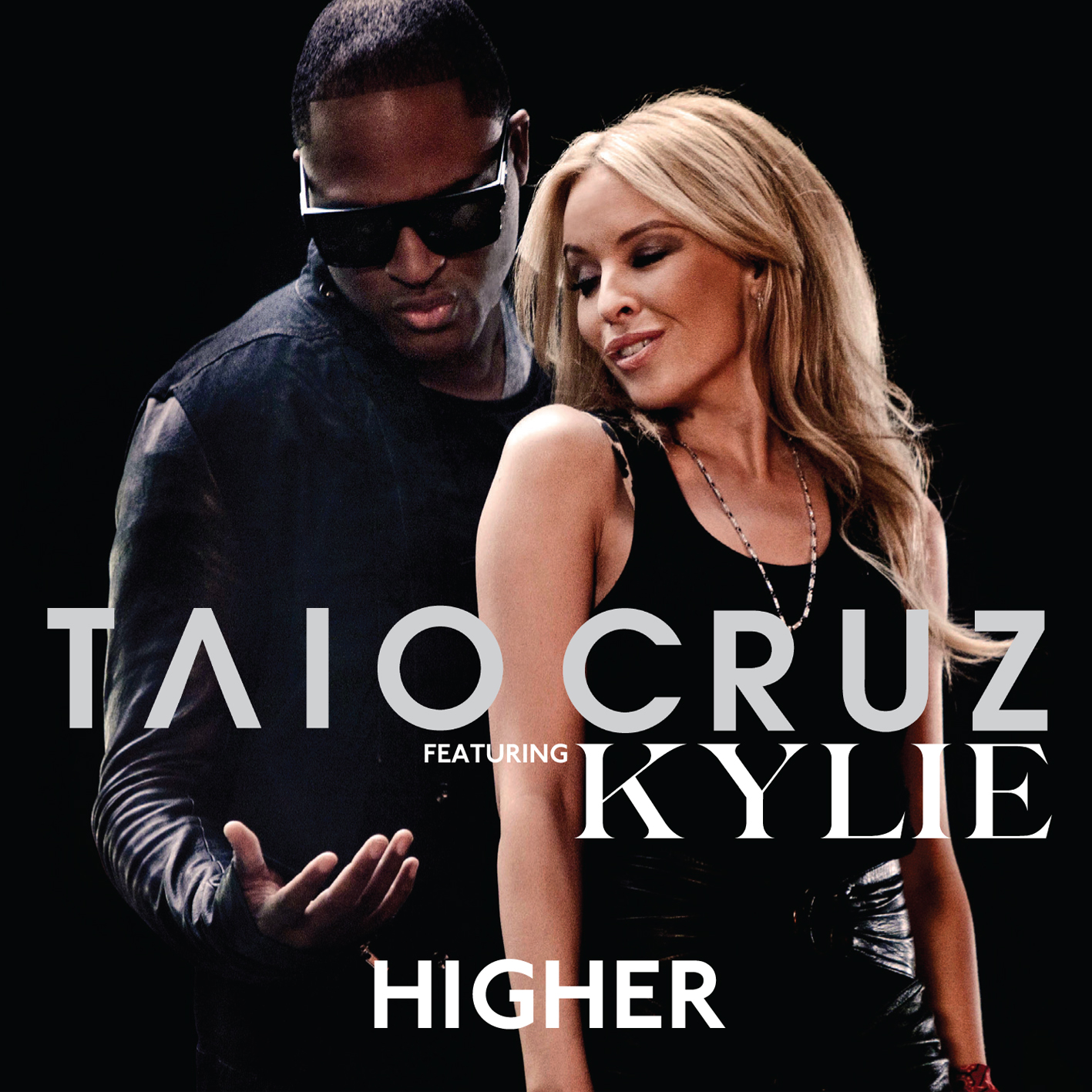 44. Taio Cruz - Higher (feat. Kylie Minogue)