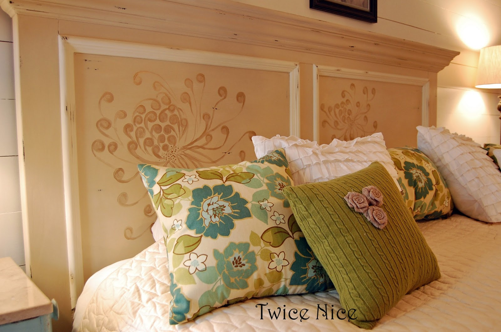 Twice Nice Master Bedroom Furniture Refinishes