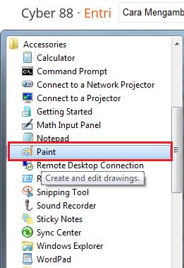 Cara Mengambil / Screenshot Gambar di Layar Komputer