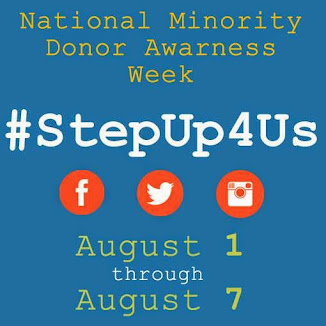 NATIONAL MINORITY DONOR AWARENESS WEEK