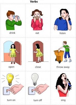 verbos comunes en ingles, palabras mas usadas en ingles