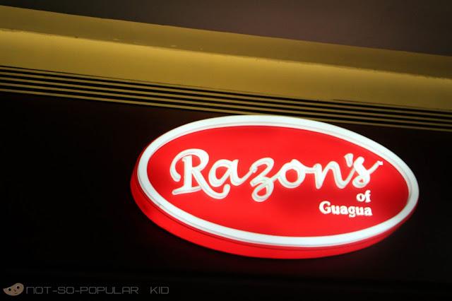 Razon's of Guagua in SM Manila