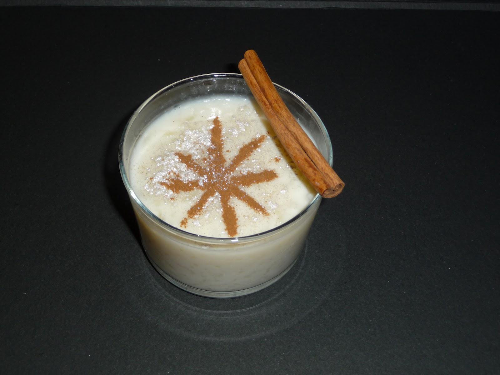 Riz au lait maison la cuisine de chris - Riz au lait maison ...