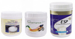 set mighty 3, performance, esp, meal shakes, shaklee