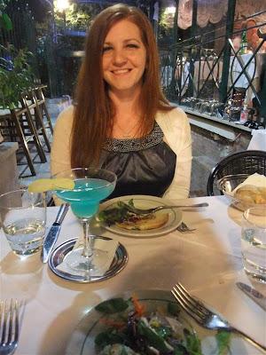 ciampini restaurant, rome italy, near spanish steps