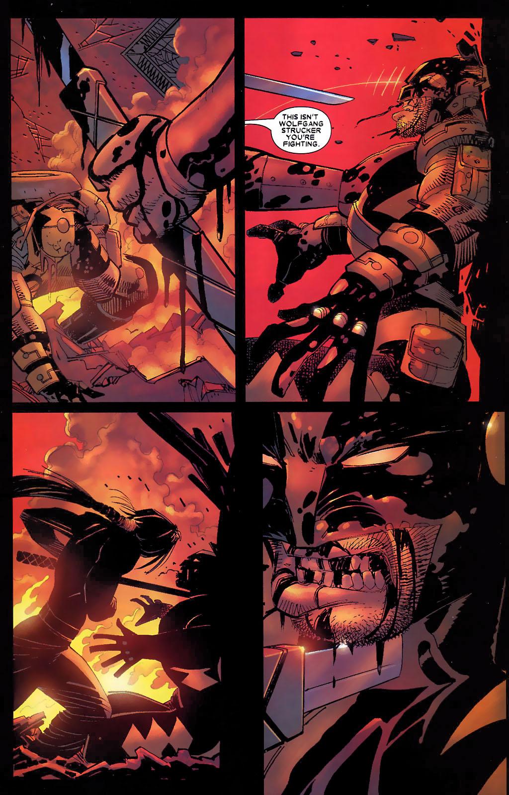 Read online Wolverine (2003) comic -  Issue #30 - 19