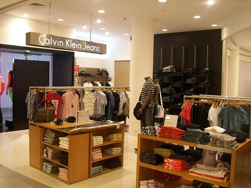 Loja Calvin Klein Orlando