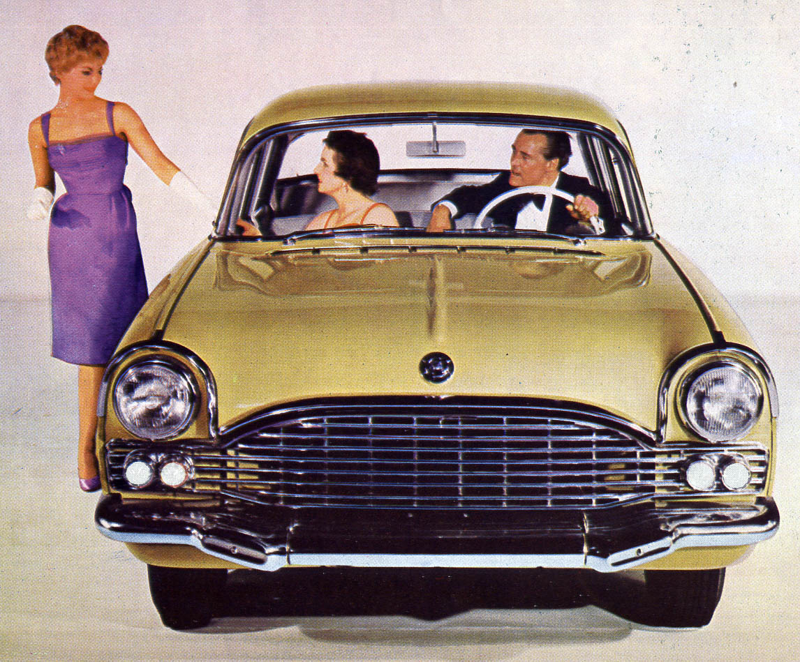 Old Cars Canada: 1961 Vauxhall