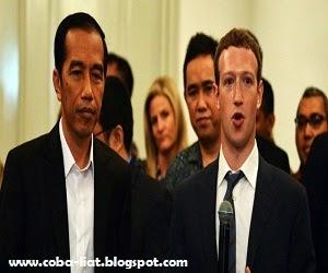 5 Hal unik dan Lucu Mark Zuckerberg Saat Berkunjung ke Indonesia