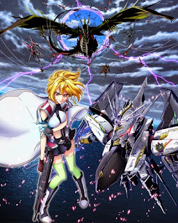 assistir - Cross Ange: Tenshi to Ryuu no Rondo - online
