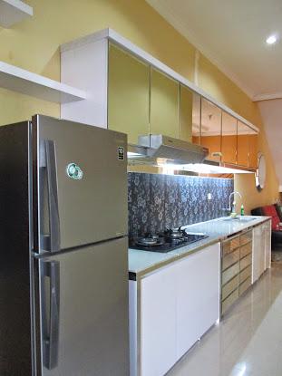 kitchen set mbak santi kebagusan