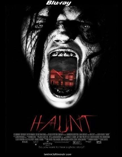 Hortlak Ev - Haunt (2013) afiş