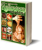 Free eCookbook -  23 Unforgettable Halloween Party Recipes