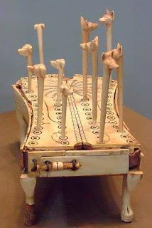 لعبة الكلاب والثعالب فى مصر القديمة