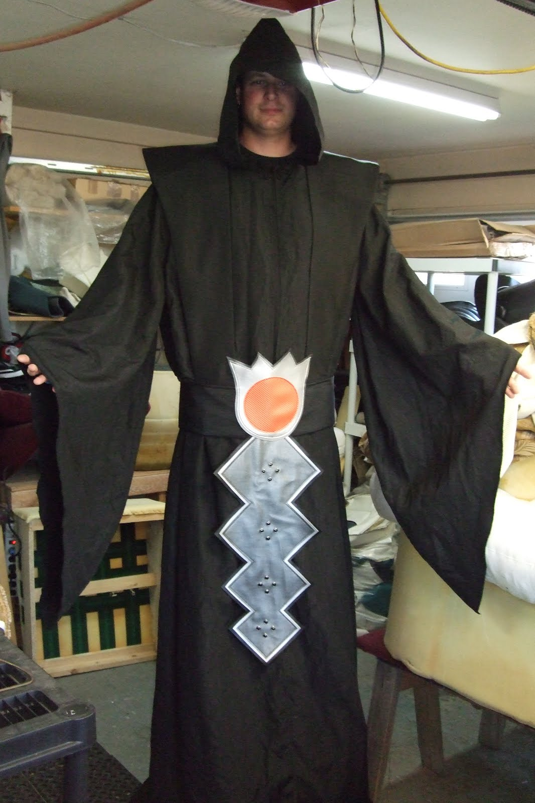 Scott's Black Robe v 2.0