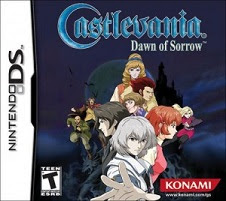 Castlevania Dawn of Sorrow   Nintendo DS
