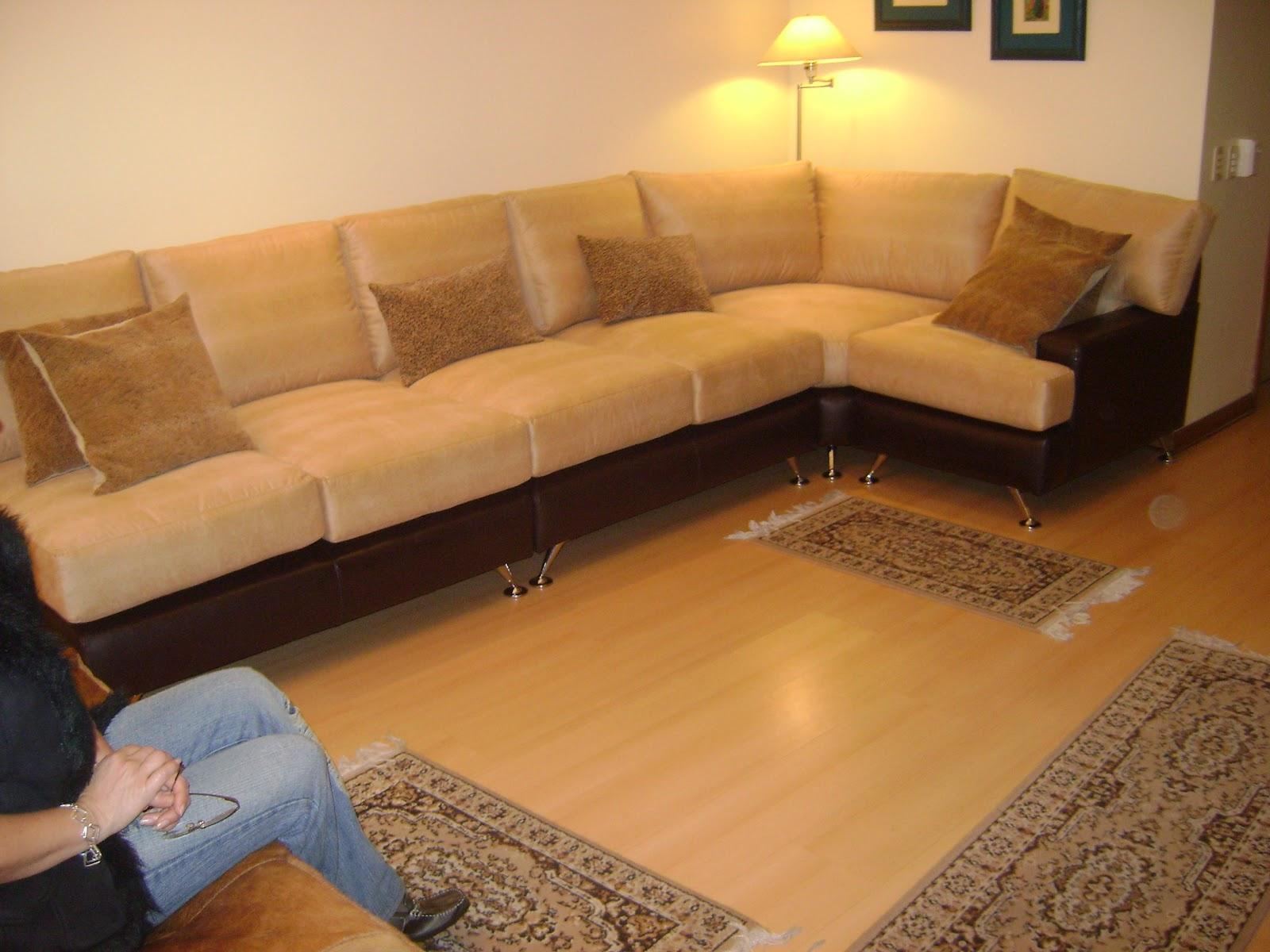 muebles de cuero peru