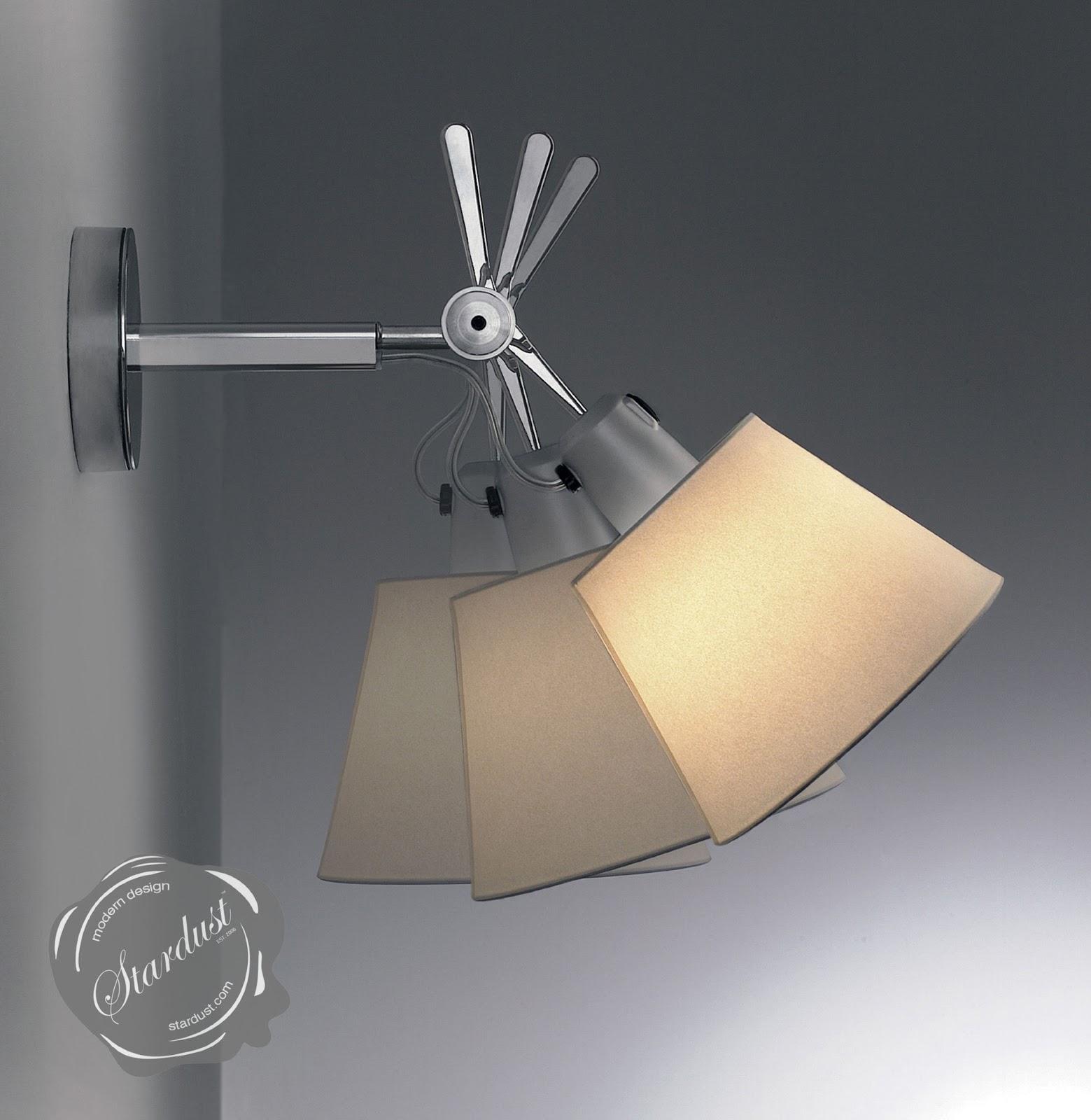 Shade Wall Tolomeo Shade Wall Lamp