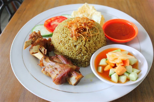 galena masakan indonesia nasi kebuli