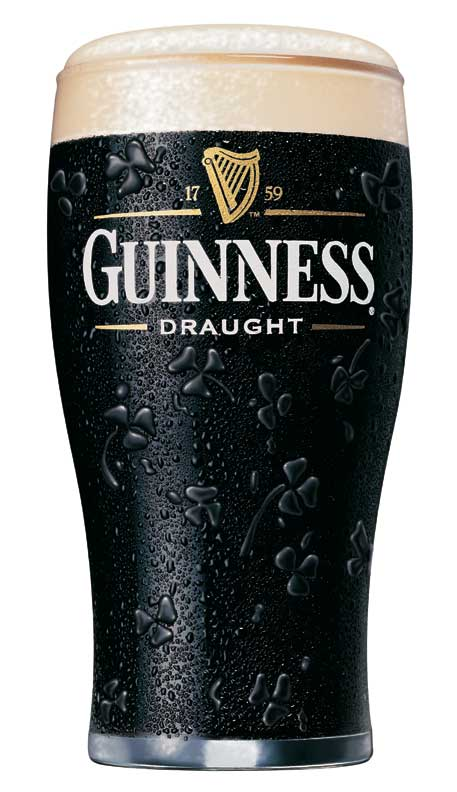 chause and charaughts guinness beer the taste of ireland