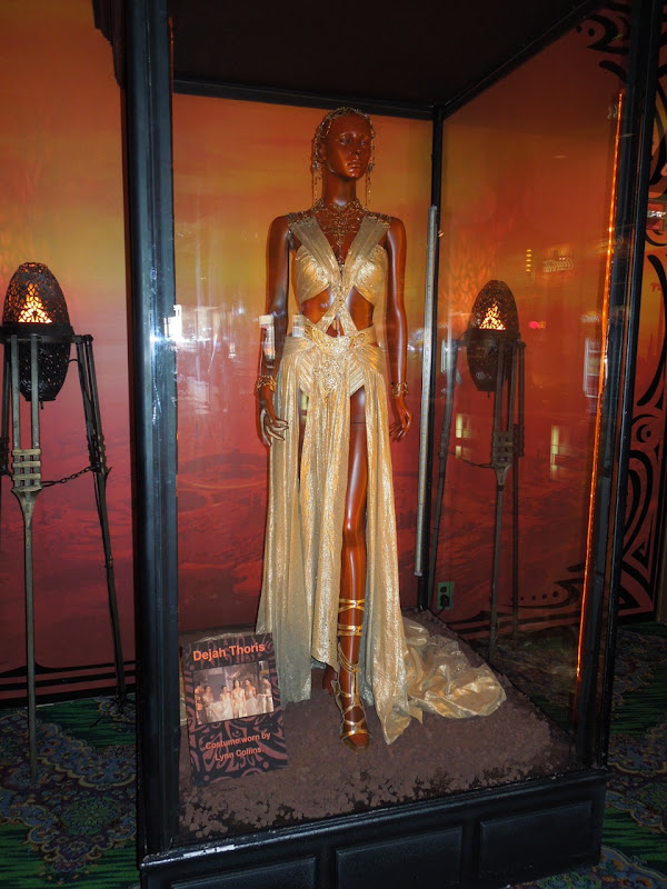 Dejah Thoris wedding outfit