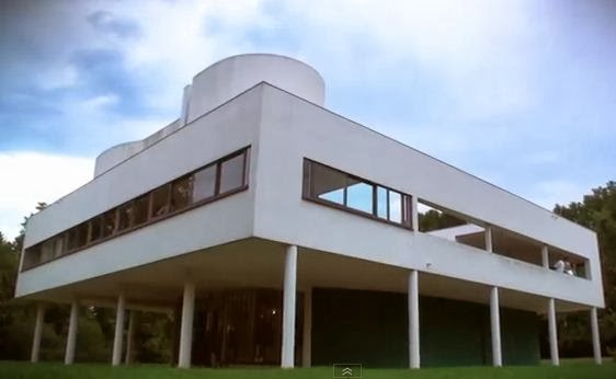 Apuntes revista digital de arquitectura arquivideo villa savoye arq le corbusier - Arquitecto le corbusier ...