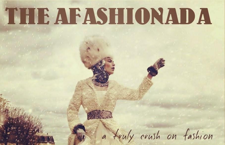 THE AFASHIONADA