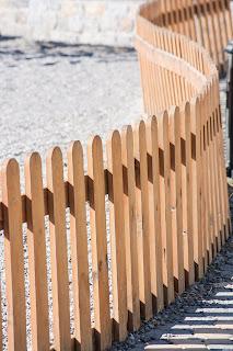 Деревянный забор. Фото 91