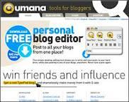 Qumana+blog+editor+and+blogging+tools