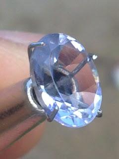 batu blue iolite