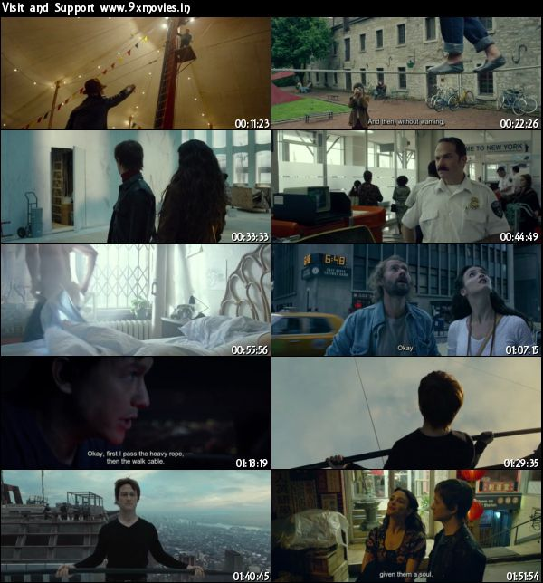 The Walk 2015 English 480p BluRay