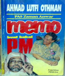 Memo Buat Bakal PM